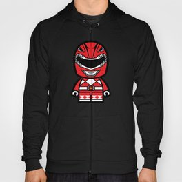 Power Chibi Red Ranger Hoody