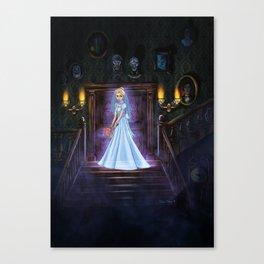 A Brides Regret by Topher Adam 2018 Canvas Print