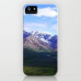 Denali, Mt. McKinley iPhone Case
