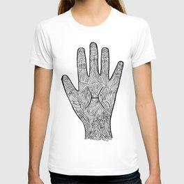 Pisces Hand / Hamsa T-shirt