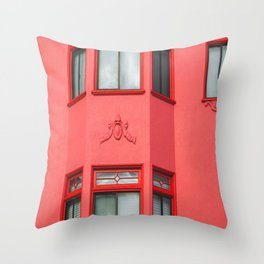 Untitled House 2 Throw Pillow