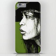 Erykah Badu iPhone 6s Plus Slim Case