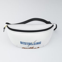 Author Future Best Selling Author Writer Fanny Pack