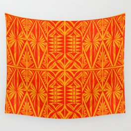 Siapo inspired design Wall Tapestry