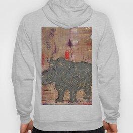 majestic series: rhino's are tough enough Hoody