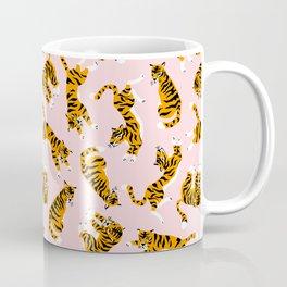 Cute tigers Kaffeebecher