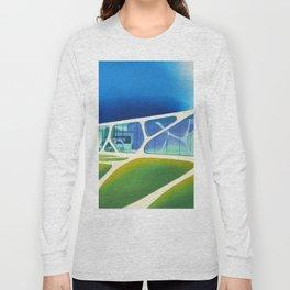 Glass Cube. Long Sleeve T-shirt