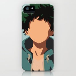Izuku Midoriya My Hero Academia iPhone Case
