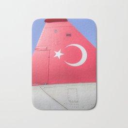 Turkish Air Force Logo Bath Mat
