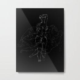 muse x Metal Print