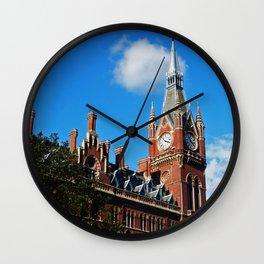 St. Pancras Wall Clock