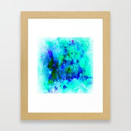 BUGGED Framed Art Print