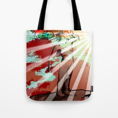 See the Light Tote Bag