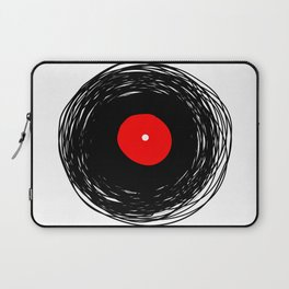 Never Stop Turning Laptop Sleeve