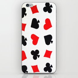 Queen of Hearts iPhone Skin