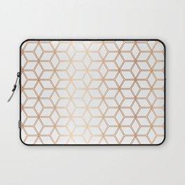 Hive Mind - Rose Gold #113 Laptop Sleeve