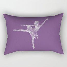 ballerina dream Rectangular Pillow