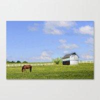 kentucky Canvas Prints featuring Kentucky by ThePhotoGuyDarren