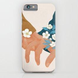 In Love I iPhone Case
