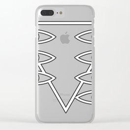 Evangelion Lilith Clear iPhone Case