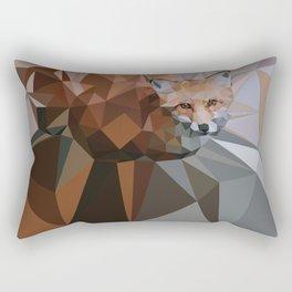 RedFox Rectangular Pillow