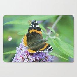 Butterfly VII Cutting Board