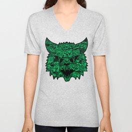 Kitty Witches Unisex V-Neck