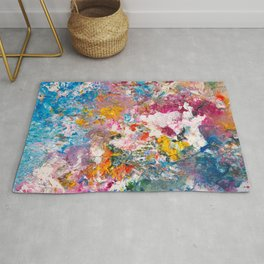 Splash of Color Rug