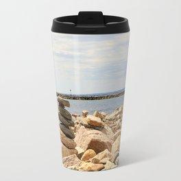 Beach Party Metal Travel Mug