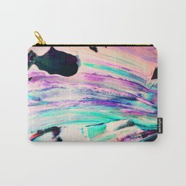 Abstract Paint Mixing Carry-All Pouch