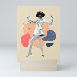 Señorita, pt. II Mini Art Print