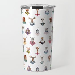 Animal Alphabet Travel Mug