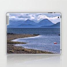 Over the Sea to Skye Laptop & iPad Skin