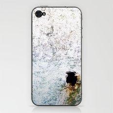 Hole iPhone & iPod Skin