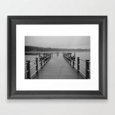 Intensity vs Air Framed Art Print