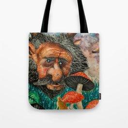 Troll King Tote Bag