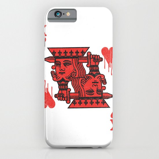 LOVE IS AN OPEN WOUND iPhone & iPod Case