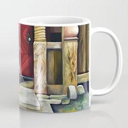 Equinus Scandinavian troll Coffee Mug