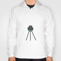 camera Hoodies featuring Camera by Suchita Isaac