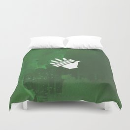 Speed cola Duvet Cover