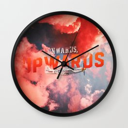 Onwards, Upwards (Full Version) Wall Clock