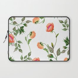 Yellow Aster Laptop Sleeve