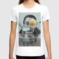 dali T-shirts featuring DALI by Marian - Claudiu Bortan