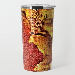 Yellow Rust Travel Mug