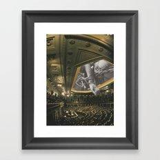 Senate Framed Art Print