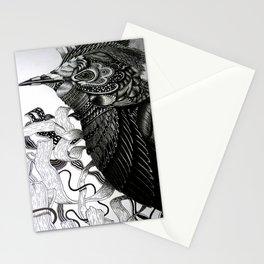 BNM // Black Naped Monarch Stationery Cards