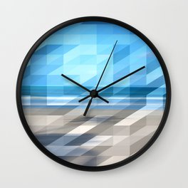 Pontal Wall Clock