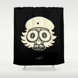 Dead Guevara Shower Curtain