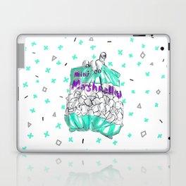 Mini Marshmellow Laptop & iPad Skin