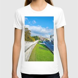 York Walls and Minster T-shirt